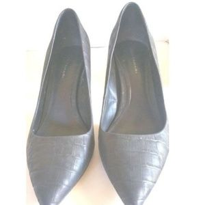 Elie Tahari Black Heels Size 40 1/2 US 9.5 to 10
